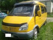 Продам пассажирскую Газель 3221 2007 г.в.