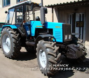 Трактора МТЗ-1221.2,  МТЗ-1221.2 в комплекте с фронтальным погрузчиком