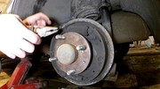 Замена тормозных колодок на иномарки