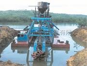 Земснаряд для добычи золота HCCT-250
